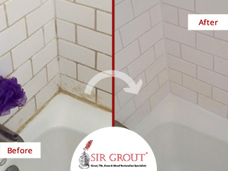 Tile and Grout Cleaning and Sealing: The Best Solution for Rust and Dye Stains in Showers