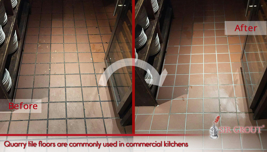 5 Ways A Tile And Grout Cleaning And Sealing Can Help Restaurant