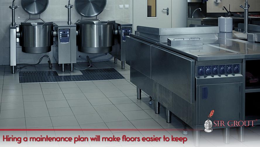Hiring A Maintenance Plan Will Make Floors Easier To Keep