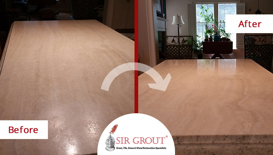 Wonderful Are Your Stone Countertops Looking Dull? A Stone Countertop Sealing May Be  The Solution!