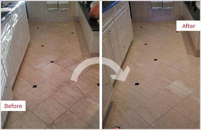 the tile and grout surfaces in your home can easily become dirty and which is why they need to be cleaned and sealed