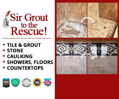 Is Grout Sealing Necessary After Installing New Tile - Can you caulk over grout