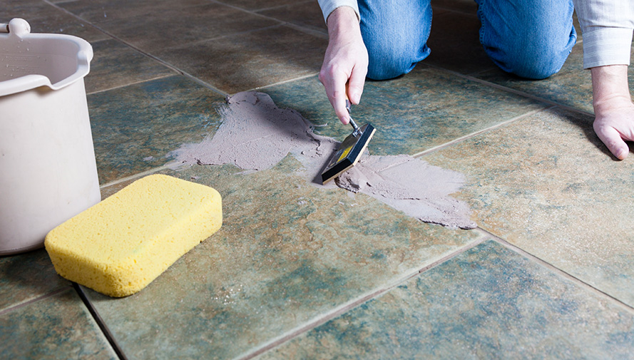 Is Grout Sealing Necessary After Installing New Tile - Commercial grout sealer