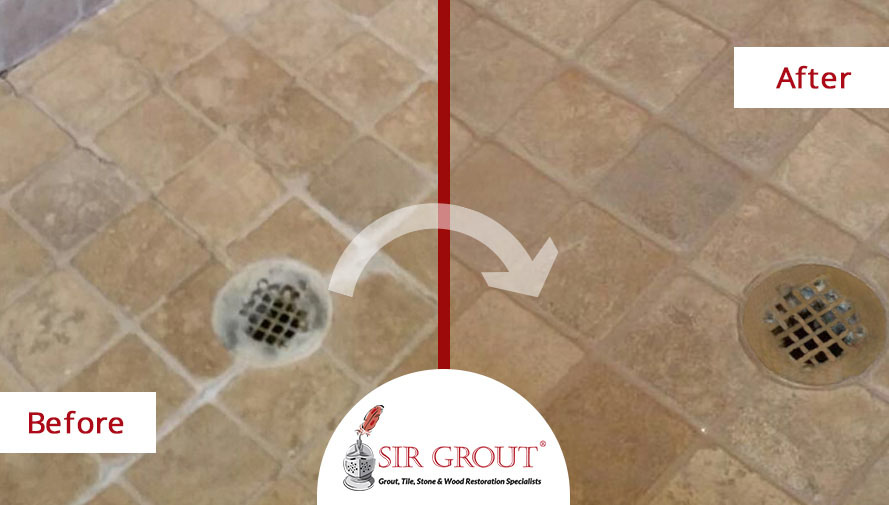 If Your Shower's Grout Lines Are Cracked, You Are in Need of a Grout Sealing Service