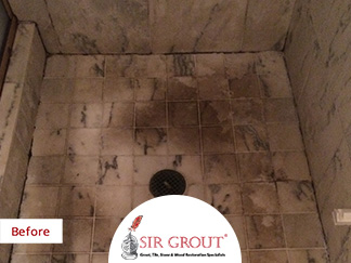 Sir Grout's Stone Cleaning and Sealing Service Can Prolong the Life of Your Shower