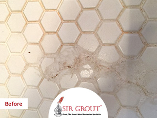 Do You Have Efflorescence in Your Bathroom? Stone Cleaning and Sealing Can Take Care of It