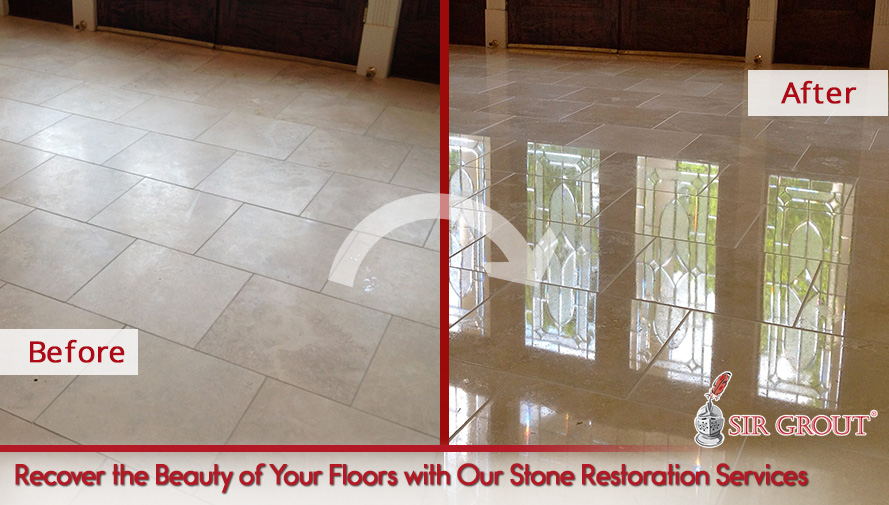 Recover the Beauty of your Floors with a Stone Cleaning and Sealing Service