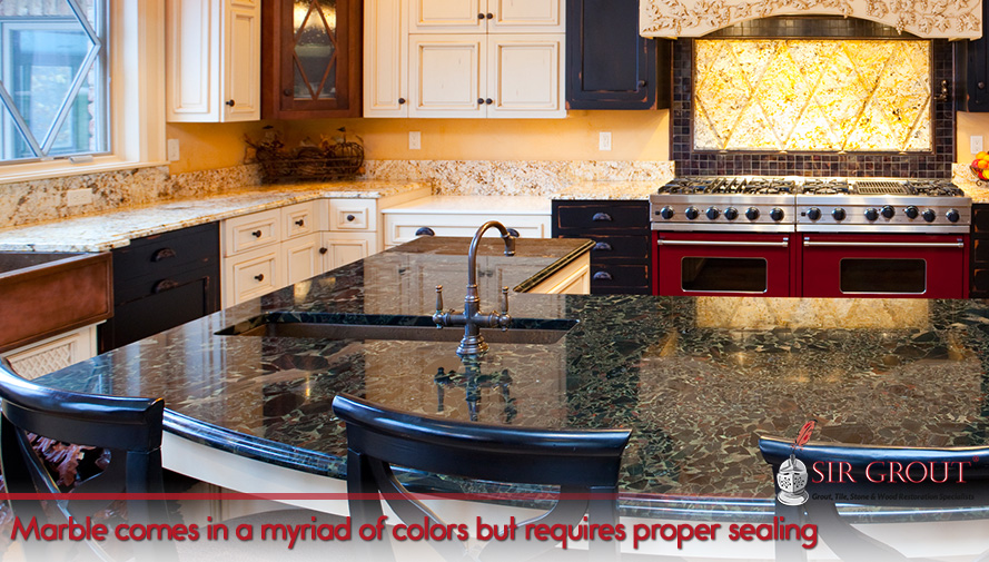 Are Your Stone Countertops Looking Dull A Stone Countertop Sealing