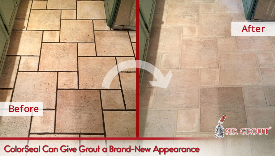 ColorSeal Can Give Grout a Brand-New Appearance