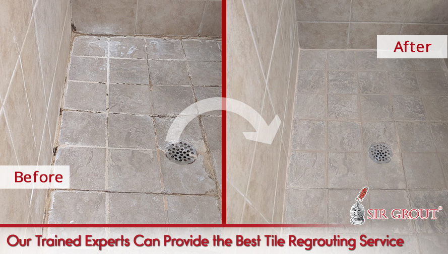 Sir Grout's Trained Experts Can Provide the Best Tile Regrouting and Other Restoration Services