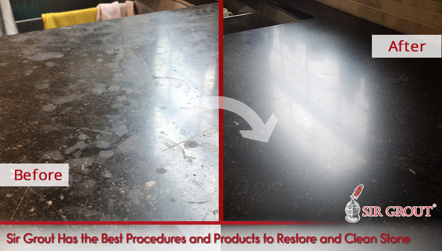 Sir Grout Has the Best Procedures and Products to Restore and Clean Stone
