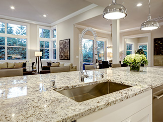 Stone Countertops Can Dramatically Elevate the Appearance of a Kitchen